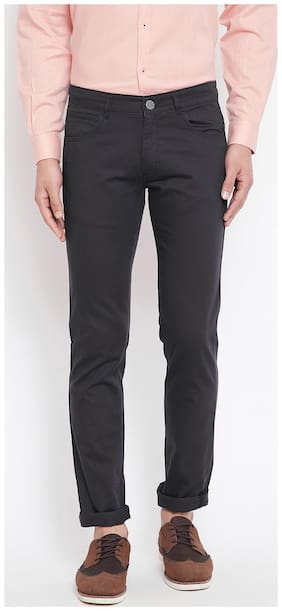 Men Tapered Fit Chinos