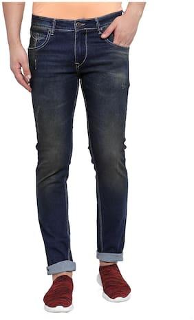Cantabil Men Blue Slim Fit Jeans