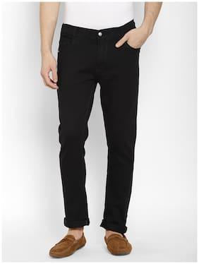 cape canary Men Black Slim Fit Jeans
