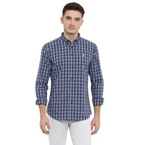 Casual Shirts Red Tape Cotton
