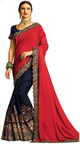 Georgette Bollywood Saree