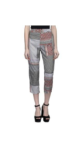 Celtic Print Elasticated Trouser