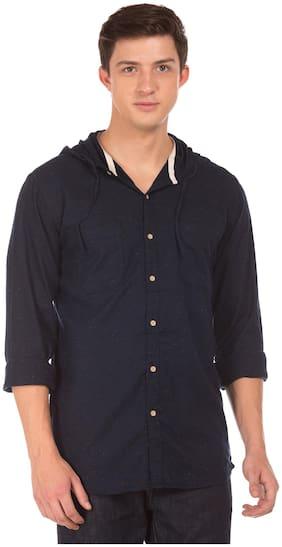 CHEROKEE Men Regular Fit Casual shirt - Blue