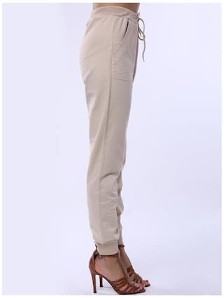 Elastic Women Waist For Pure Chic Pants Color q84qwd
