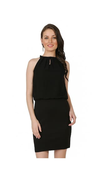 Women Party Black Dress Chimpaaanzee Chimpaaanzee Women 1gwfqEpg
