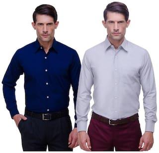 Chokore Men Slim fit Formal Shirt - Multi