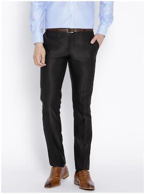 Men Regular Fit Formal Trouser ,Pack Of Pack Of 1