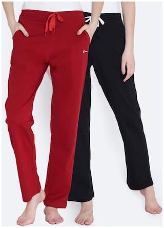 Claura Women Cotton Printed Pyjama - Multi
