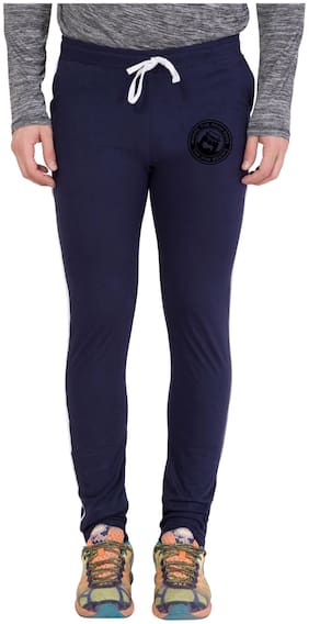 Slim Fit Cotton Blend Track Pants ,Pack Of Pack Of 1