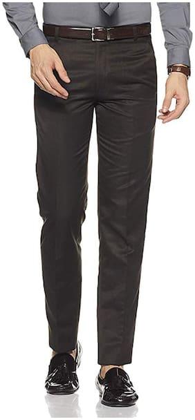 Men Slim Fit Formal Trouser ,Pack Of Pack Of 1