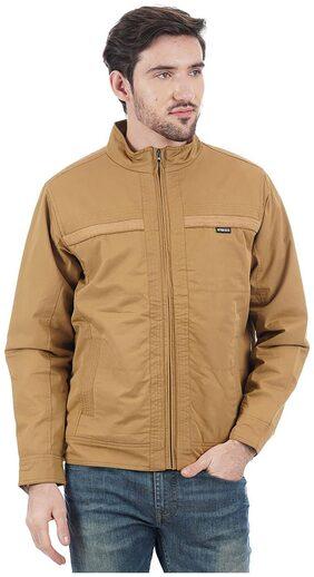 Cloak & Decker by Monte Carlo Men Brown Casual Jacket