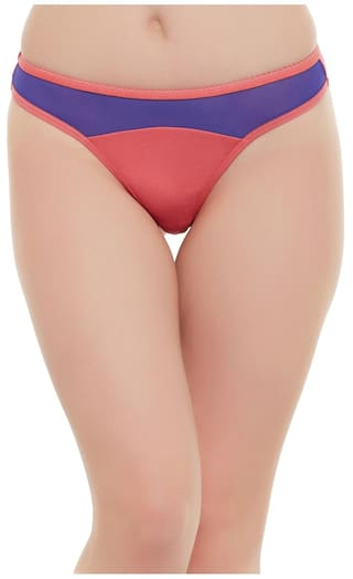 56cfdee850d6 Buy Clovia Cotton Low Waist Thong Online at Low Prices in India ...
