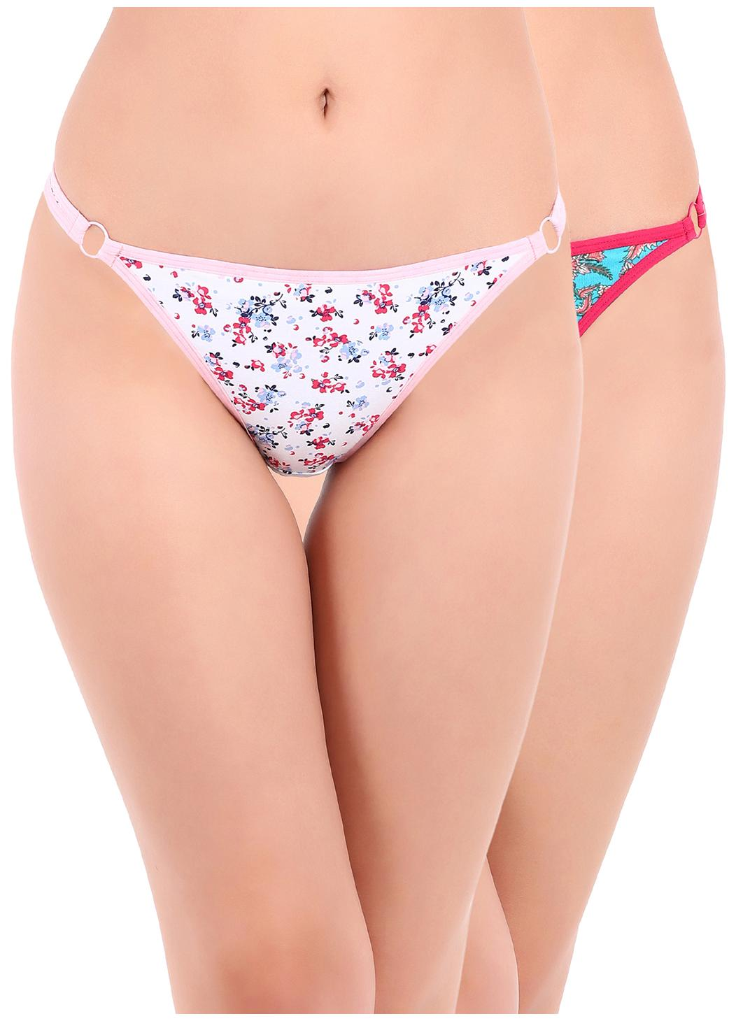 2a97e6d41e03 https://assetscdn1.paytm.com/images/catalog/product/. Clovia Cotton Low  Waist Printed Thong