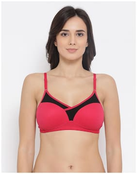 Color Blocked Non Padded