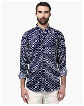 ColorPlus Men Regular Fit Casual shirt - Blue