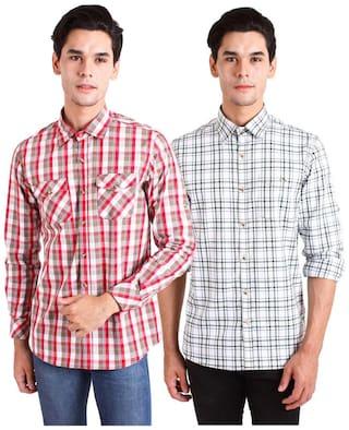 Chokore Men Slim fit Casual shirt - Multi