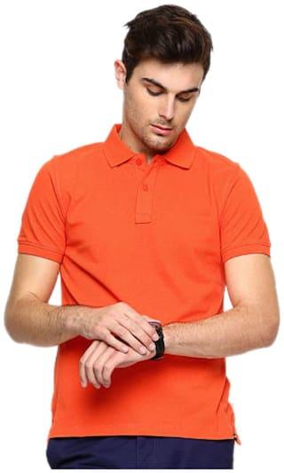Concepts Orange Polo Tshirt