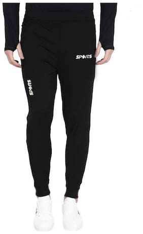 Body Fit;Regular Fit Cotton;Lycra Track Pants Pack Of 1