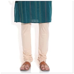 Mehta Apparels Cotton Pyjama - Cream