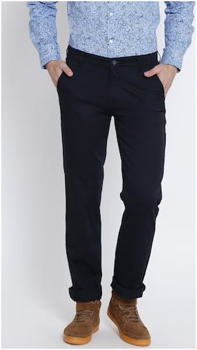 Men Slim Fit Trousers