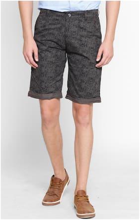 Men Printed Regular Shorts