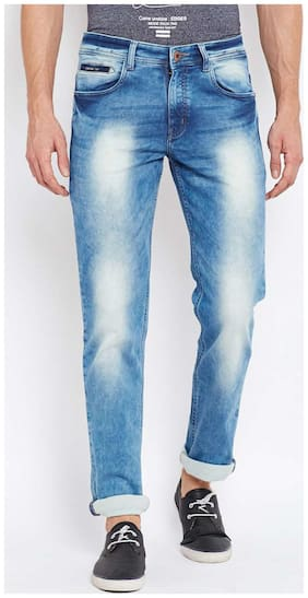 Crimsoune Club Men Mid rise Slim fit Jeans - Blue