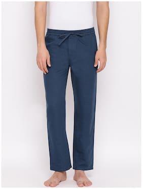 Men Linen Regular Pyjama ,Pack Of 1