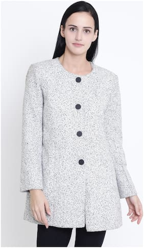 Women Polyester Slim Fit Blazer