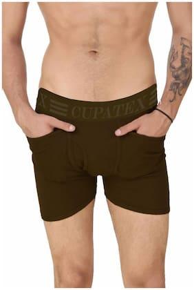 Men Cotton Striped Underwear