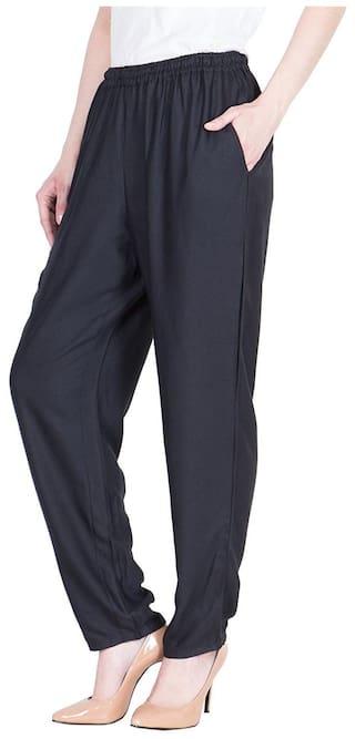 Dada Women Cotton Pant Palazzo for Rayon Regular fit Shopy PrHwqZAxP