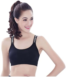 Cotton Sports Bra