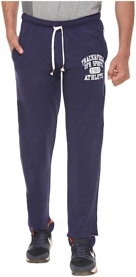 Regular Fit Polyester Track Pants