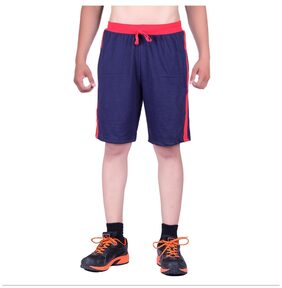 DFH Premium Cotton Blue Men Shorts