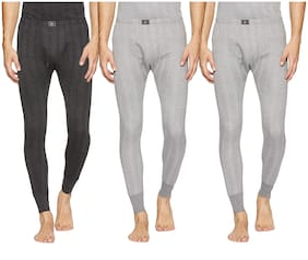 Men Cotton Thermal ,Pack Of 3