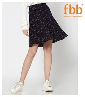 Women Polka Dots Skirt