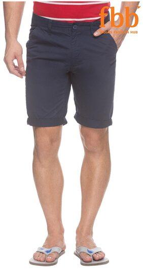 DJ&C Solid Men's Shorts