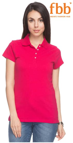 49eca386a30 Ladies T Shirt - Buy T Shirts for Women Online at Upto 80% Off