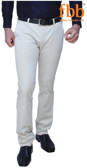 DJ&C Stone Tapered Fit Men's Trousers