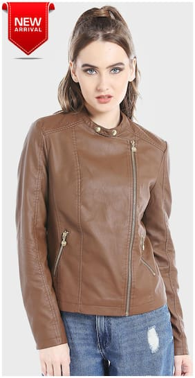 bfe744d02872f Jackets for Women - Buy Ladies Leather Jackets Online at Paytm Mall