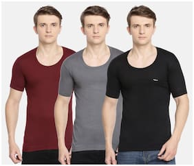 Cotton Under Shirt ,Pack Of 3
