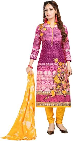 Women Cotton Dress Material