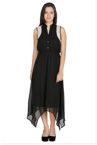Mayra Black Dresses For Women