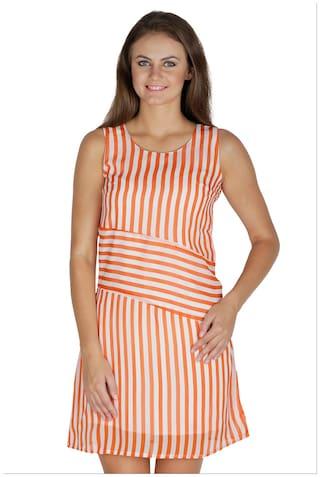 Mayra Pink Striped