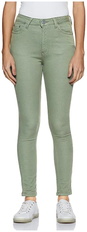 Women Skinny Fit Jeans Pack Of 1