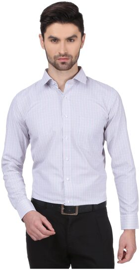 DUDLIND Men Regular Fit Formal Shirt - Multi