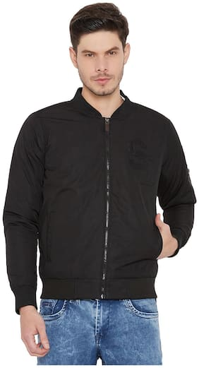 Duek Men Black Jacket