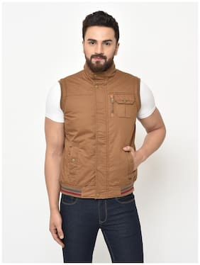 Men Cotton Sleeveless Jacket