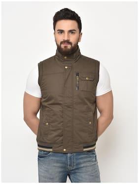 Men Cotton Sleeveless Jacket