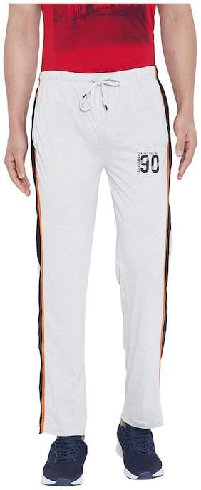 Regular Fit Cotton Track Pants