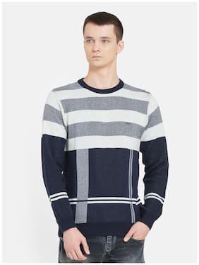 Duke Men Full Sleeve Regular Sweater